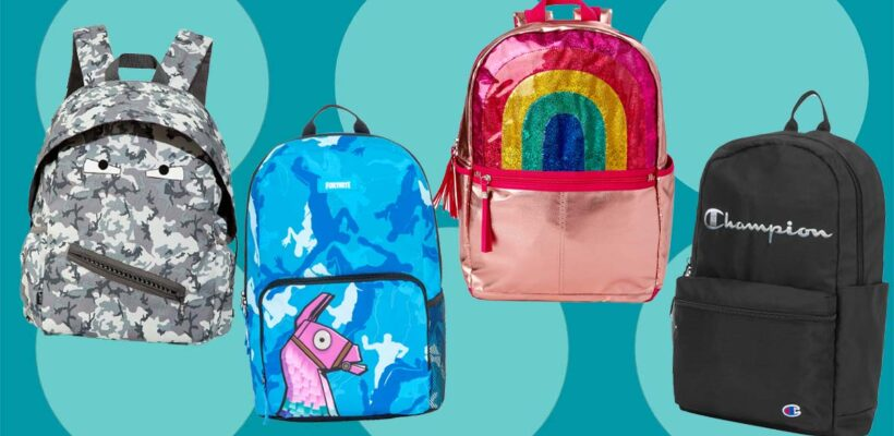 Your kids will be looking forward to class once they get their hands on these.  Watch a parade of children marching in or out of their school on any given day and you will notice this: Kids' backpacks say…