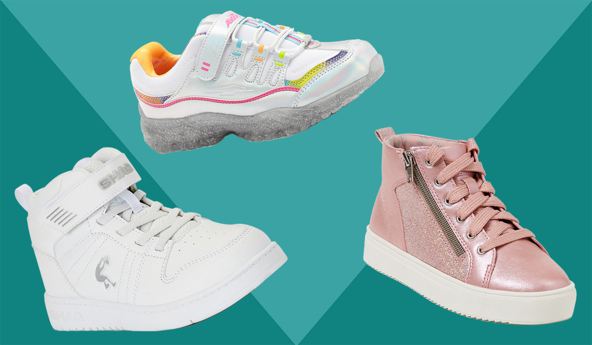 The Cutest Kids' Sneakers for Fall at Walmart—All Under $25