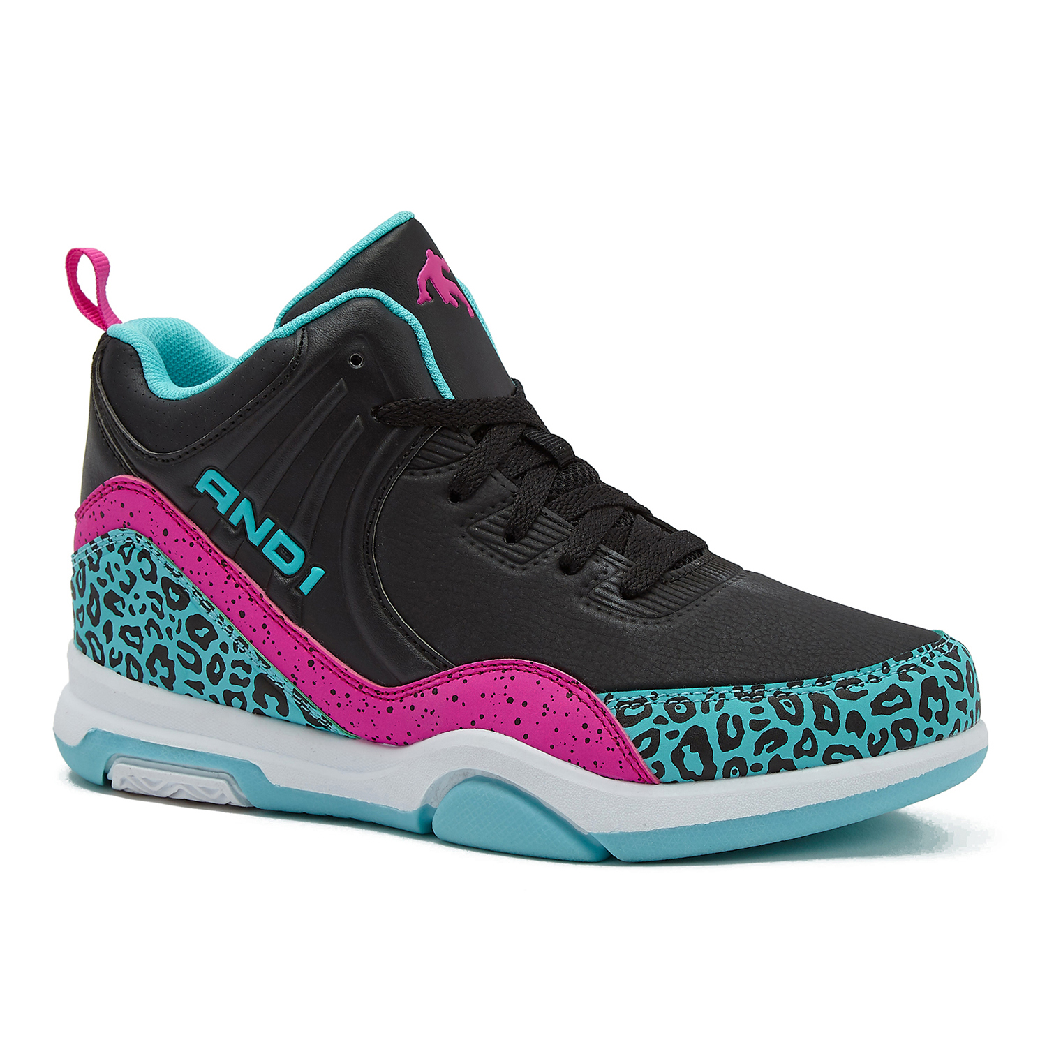 And1 Basketball Fierce Athletic High-Top Sneaker