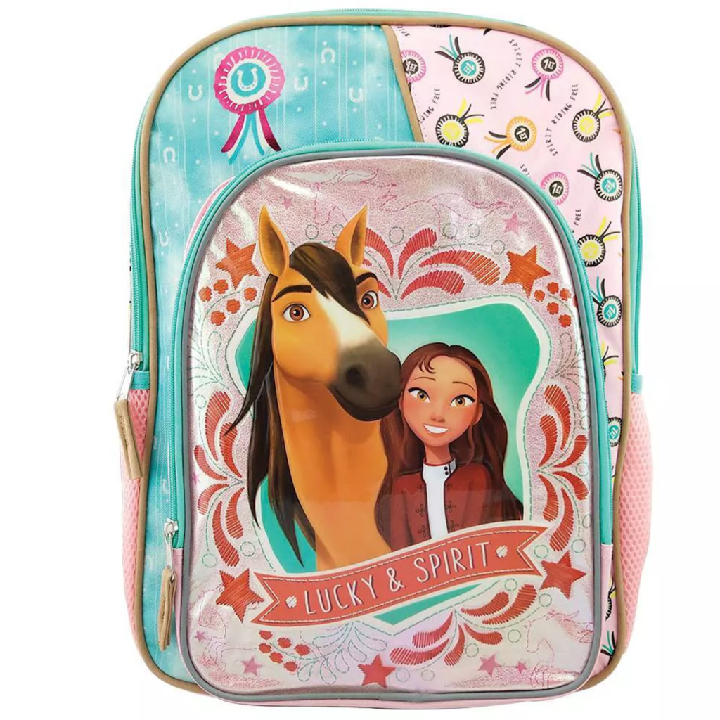 Back to School Sales and Deals on School Supplies Spirit backpack