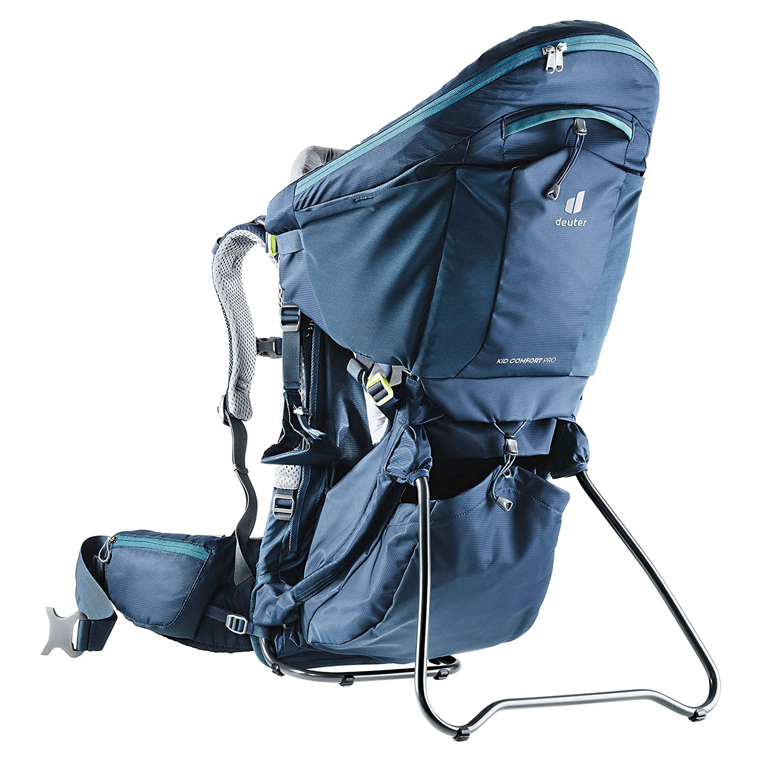 Hiking Baby Carrier With the Most Bells and Whistles: Deuter Kid Comfort Pro Carrier