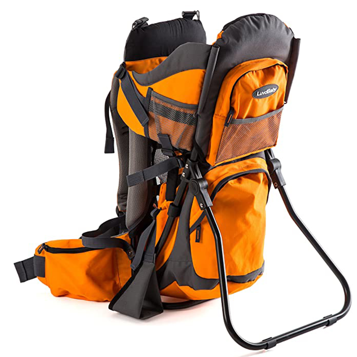 Best Budget Hiking Backpack Carrier: Luvdbaby Premium Baby Backpack Carrier