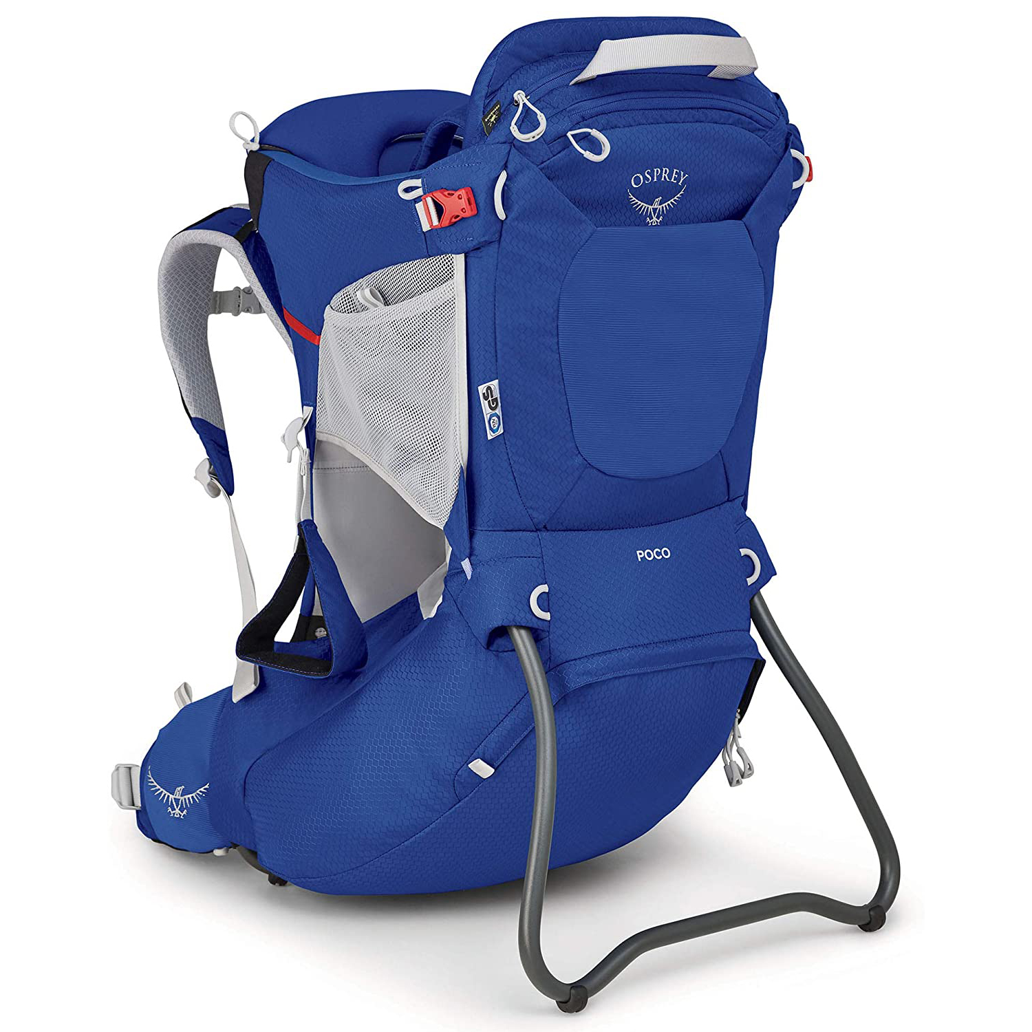 Best Overall Hiking Baby Carrier (Runner-Up): Osprey Poco Child Carrier