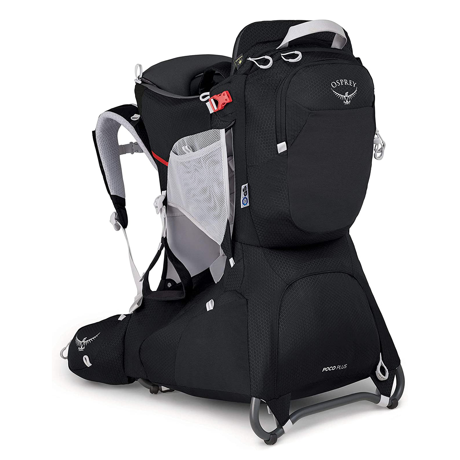 Best Hiking Backpack Carrier With Storage Space: Osprey Poco Plus