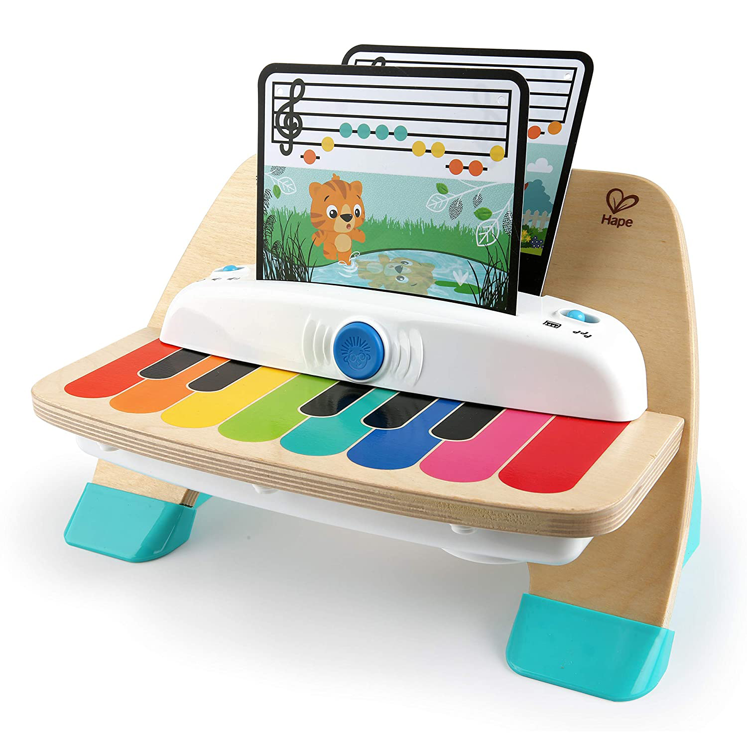 Best Musical Toy for 6-Month-Olds: Baby Einstein Magic Touch Wooden Piano