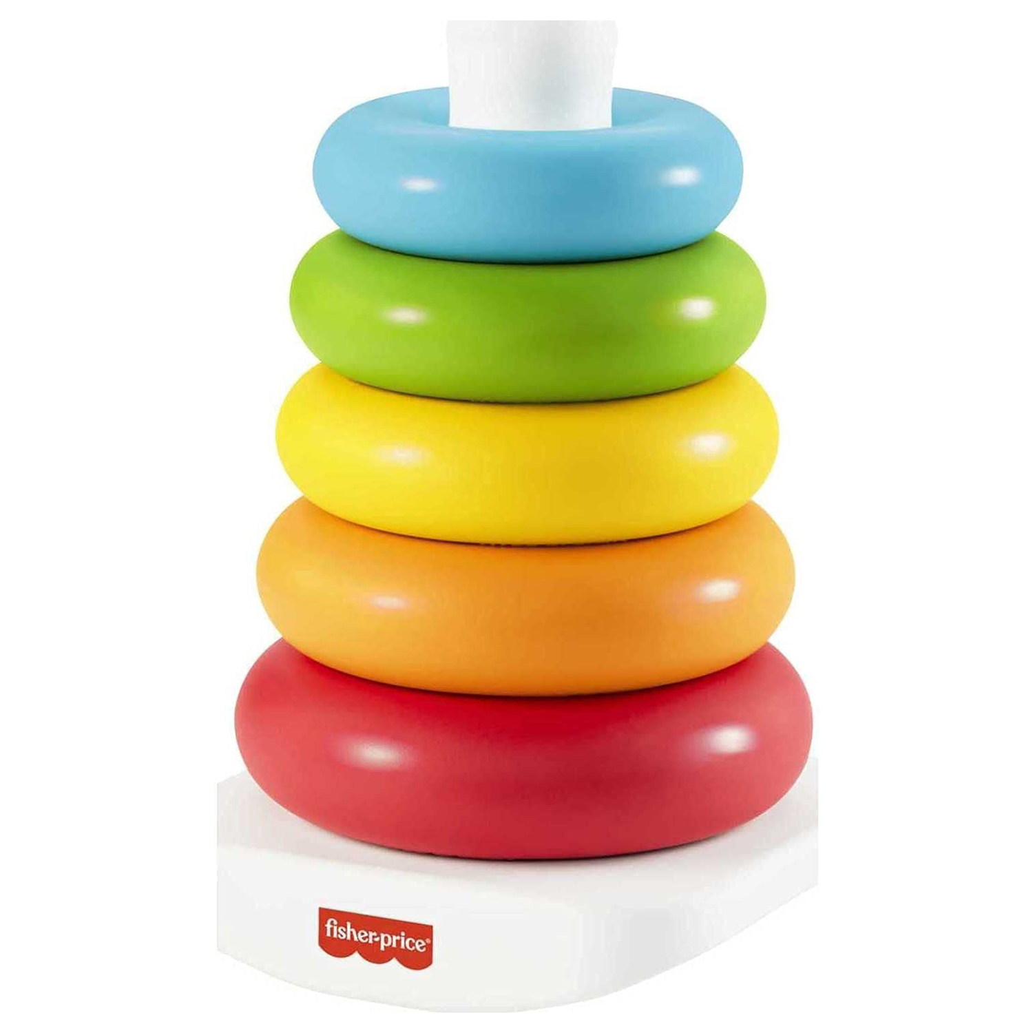 Best Budget Baby Toy: Fisher-Price Rock-a-Stack Classic