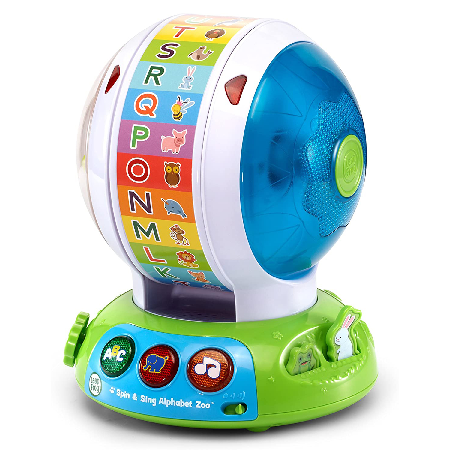 Best Educational BabyToy: LeapFrog Spin and Sing Alphabet Zoo