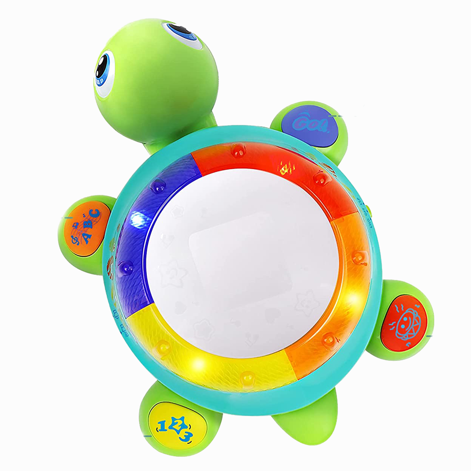 Best Toy for 6- to 12-Month-Olds: iPlay, iLearn Musical Turtle