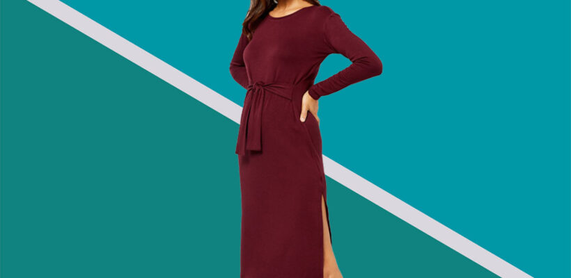 Flatter your bump without breaking the bank this fall, with knit fashions that will make you look and feel great.  Choosing knitwear during pregnancy might sound counterintuitive. Doesn't it make sense to be wearing something loose and comfortable while…