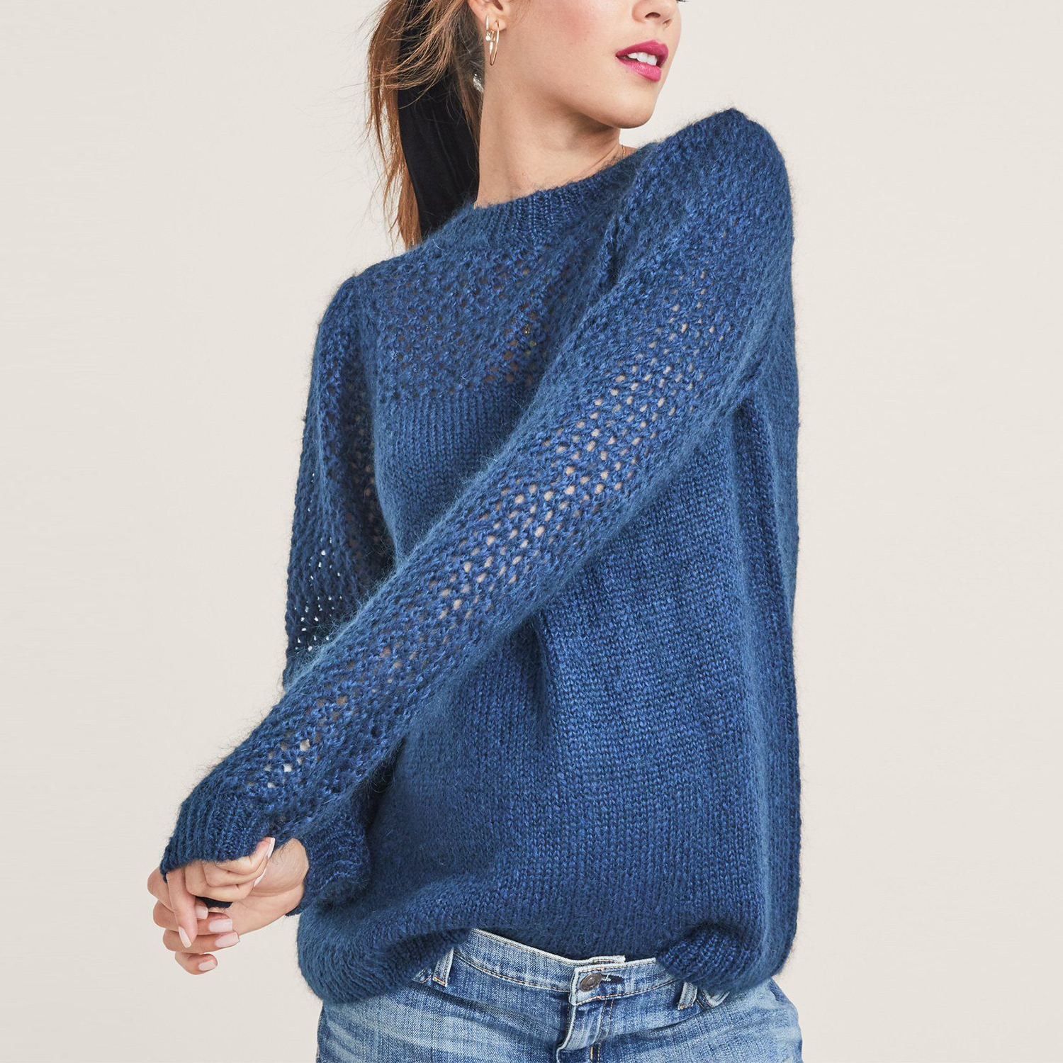 Hatch Collection Hadley Sweater