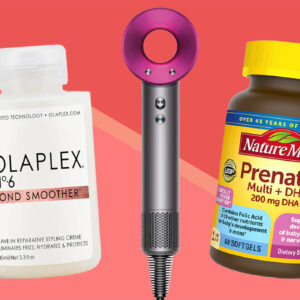 Postpartum Hair Loss and Mom Stress Are No Match for These Volumizing