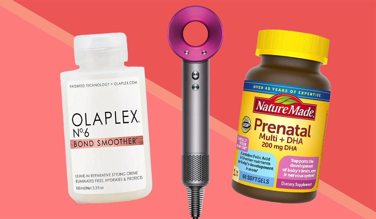 Postpartum Hair Loss and Mom Stress Are No Match for These Volumizing and Hair-Growth Products