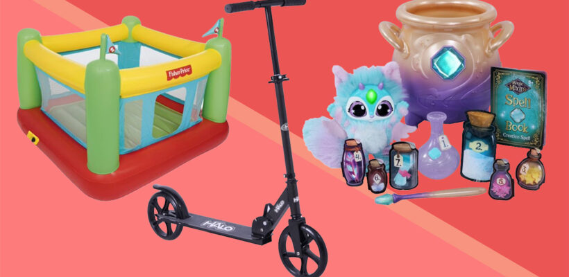 Magic Mixie Cauldrons, new sets of wheels, indoor bounce houses, and more top Walmart's Top-Rated by Kids toy list for 2021.  Though you may not have finalized your kids' Halloween costumes yet, you really may want to consider shopping…