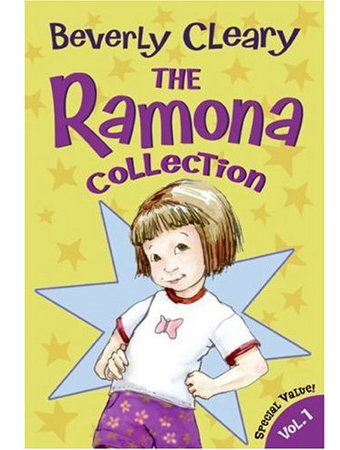 The Ramona Series By Beverly Cleary