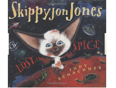 Skippy Jon Jones, Lost in Spice By Judy Schachner