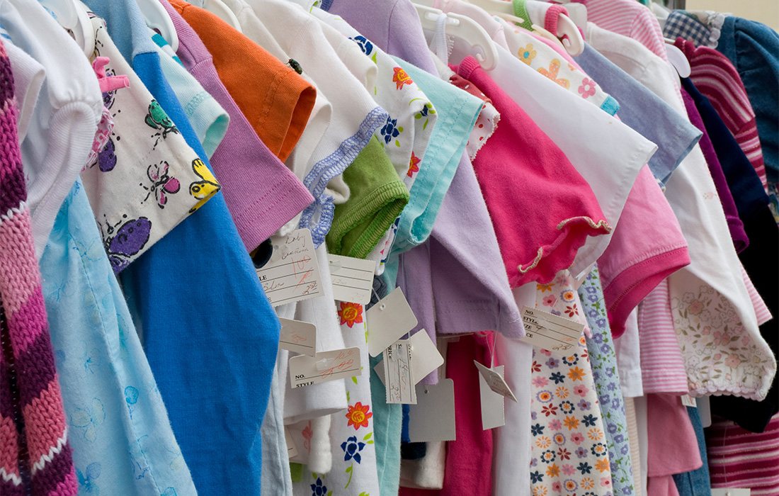 Consignment Shows are Win-Win for Thrifty Moms