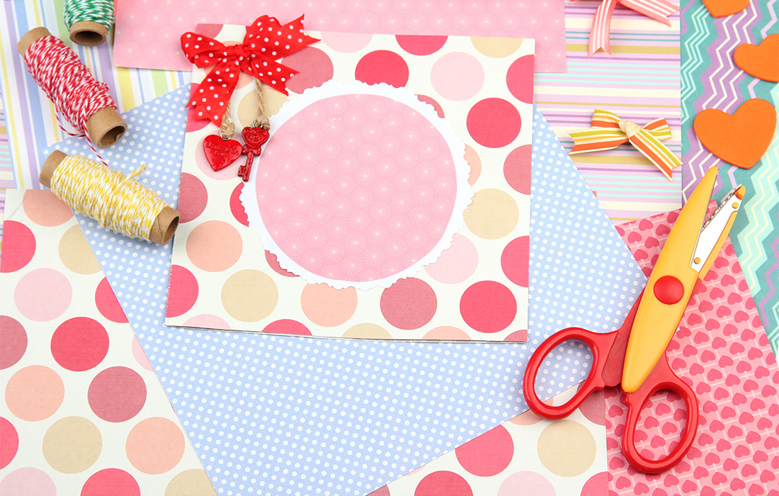 Baby Scrapbook Ideas for Moms