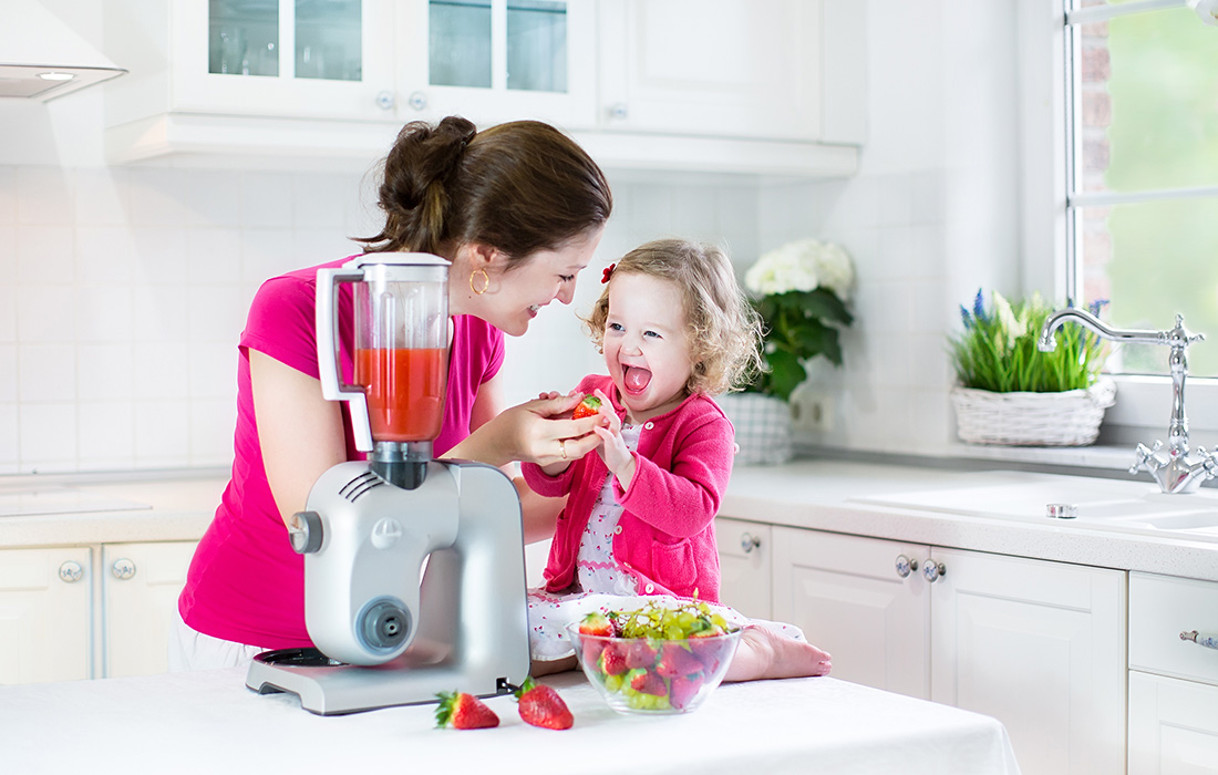Get Your Toddler In the Kitchen and Eating Healthier