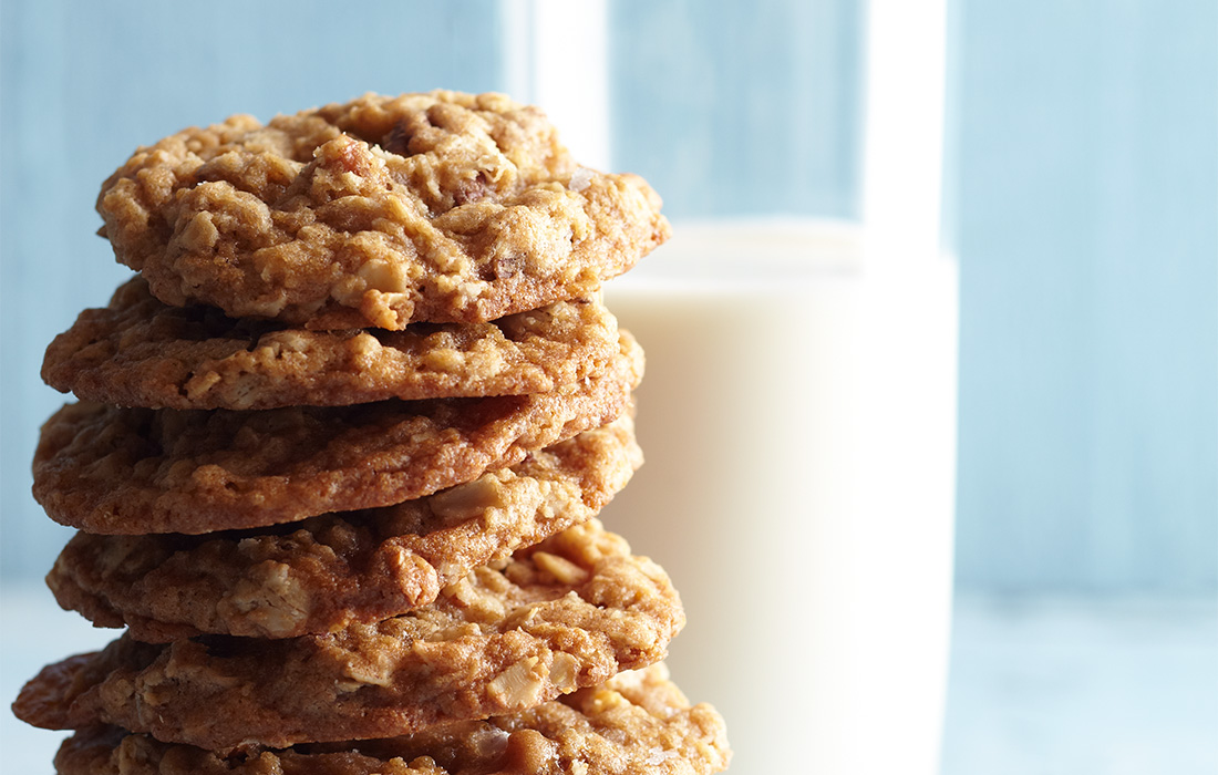 Lactation Cookies Boost Nutrients and Milk Supply