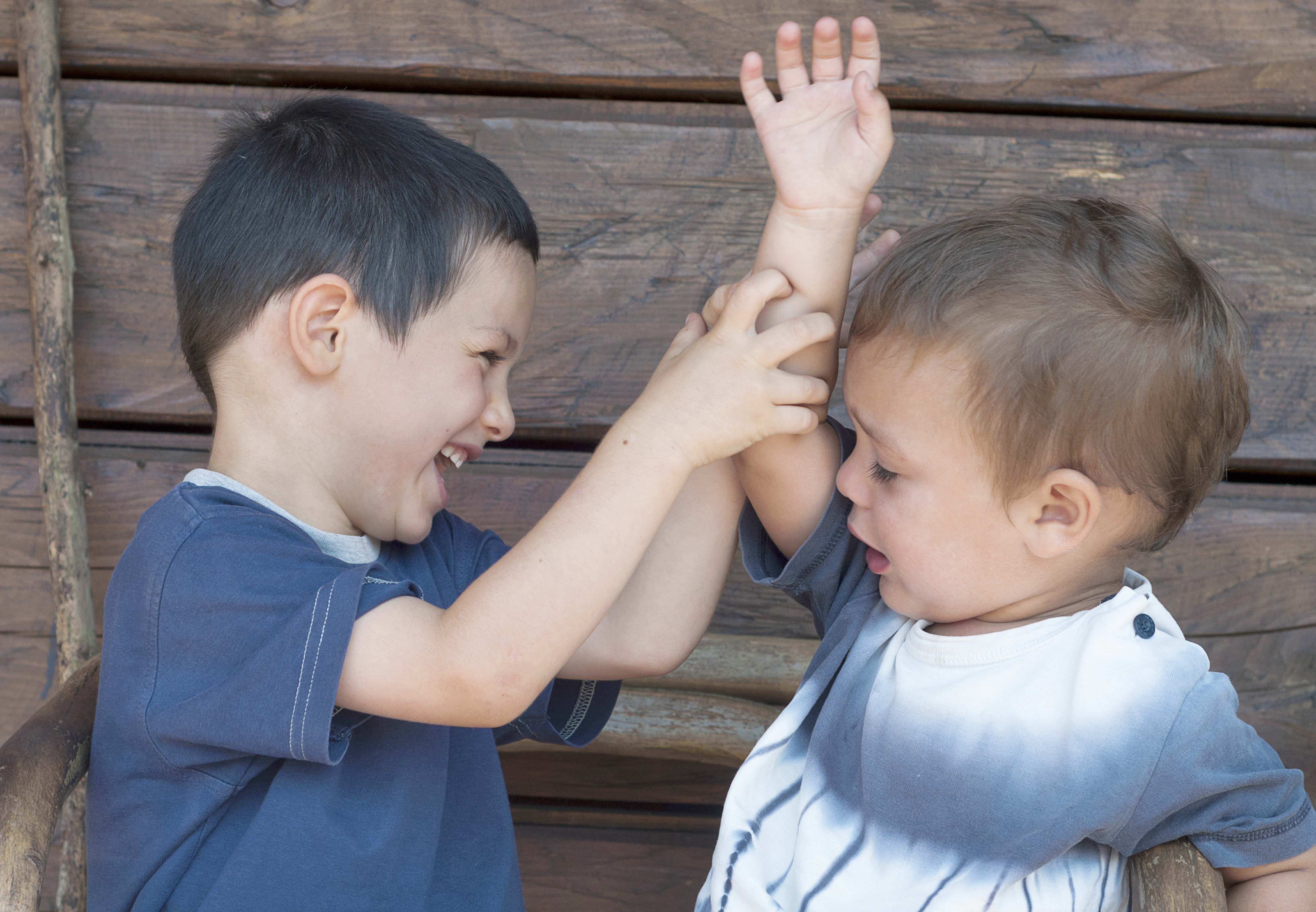 Ask Dr. Sears: Aggressive Toddlers