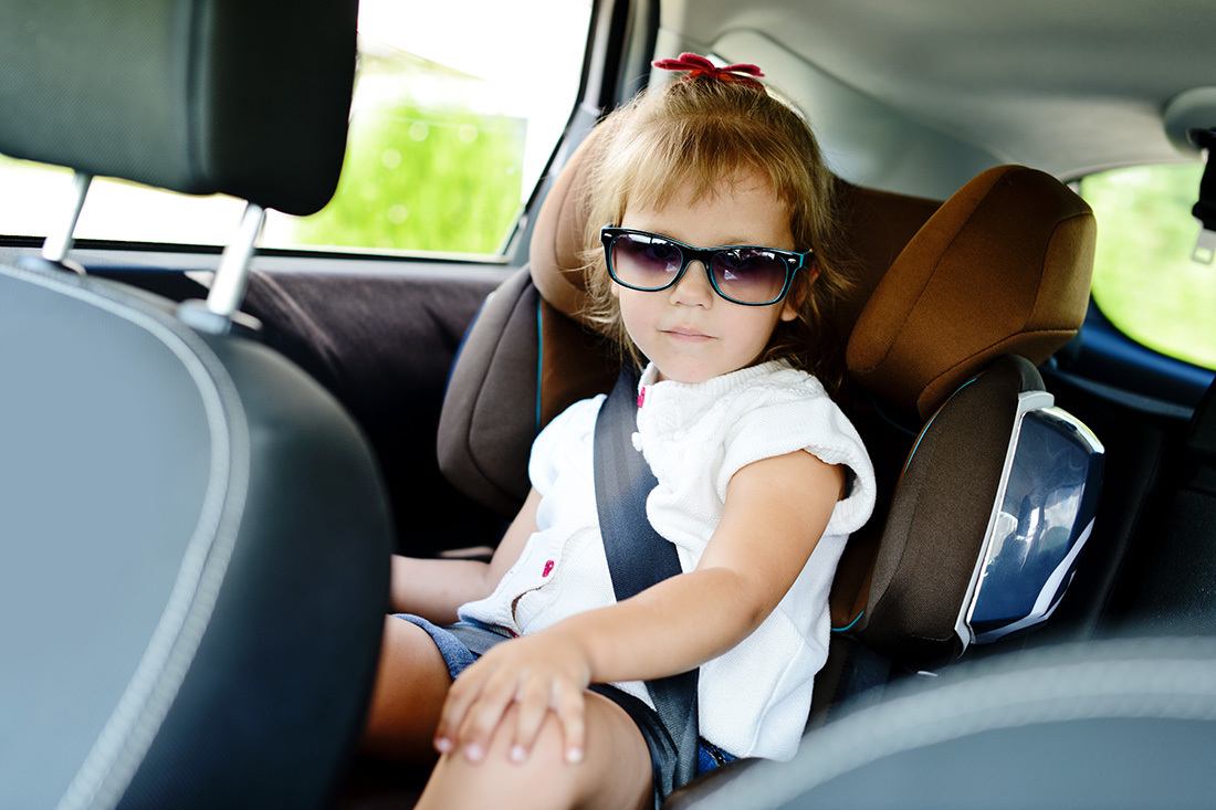 Summer Car Safety Tips for the Entire Family