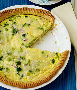 Dinner Tonight, Lunch Tomorrow: Quiche Recipes