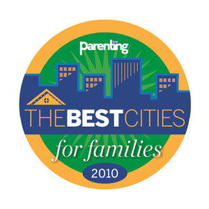 Best Cities for Families 2010: All Cities