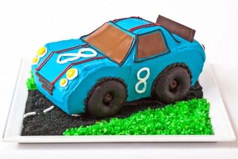 Terrific Race Car Birthday Cake Design Parenting Funny Birthday Cards Online Elaedamsfinfo