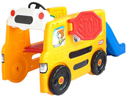 Toy Giveaway of the Day: School Bus Activity Gym