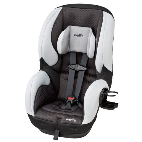 Nearly 1.3 Million Evenflo Car Seat Buckles Recalled