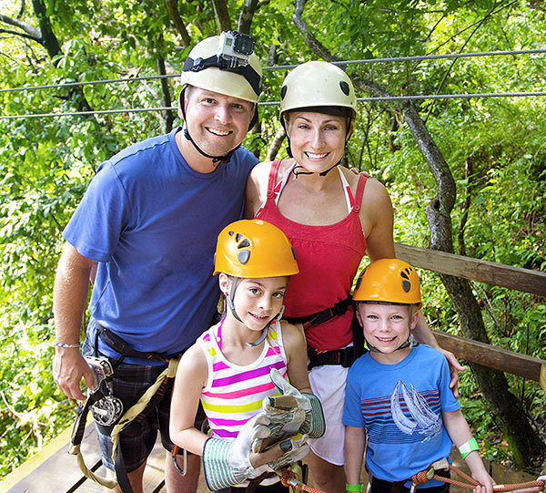 5 Summer Camps for the Whole Family