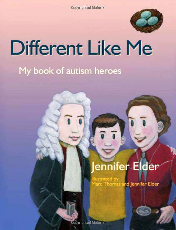 Books for Kids on the Autism Spectrum - Parenting