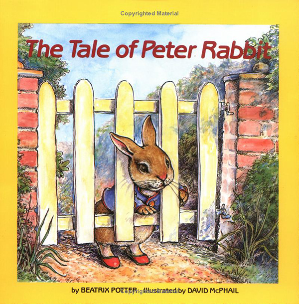 The Tale of Peter Rabbitby Beatrix Potter