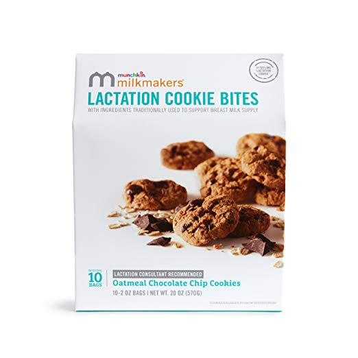 Breastfeeding Milkmakers Lactation Cookie Bites