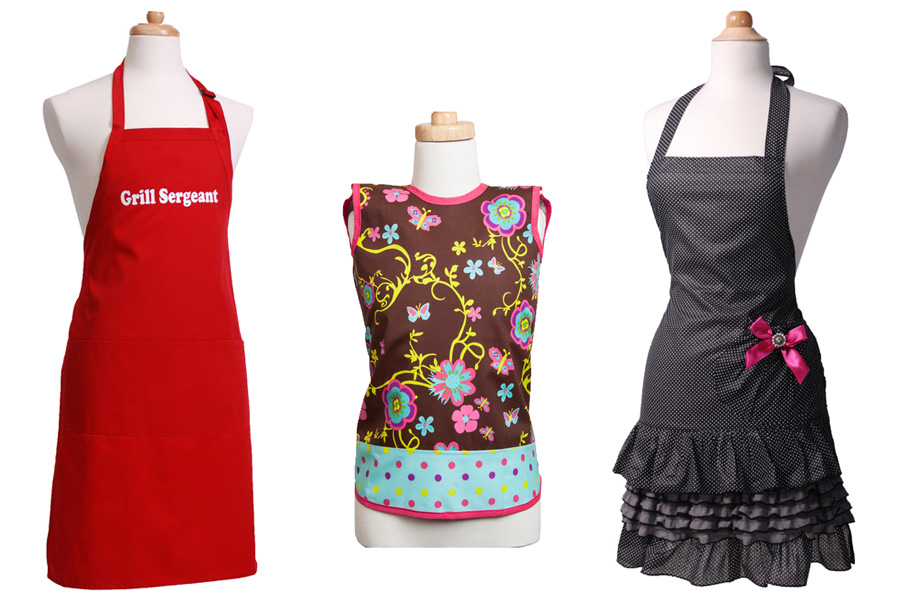 Flirty Aprons' Lulla Bibs Have Got You Covered