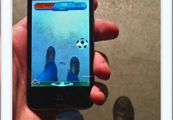 Screen Play App of the Week: ARSoccer