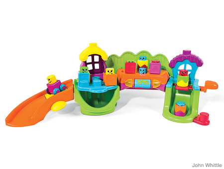 Babytalk Tot-Tested Toys of the Year