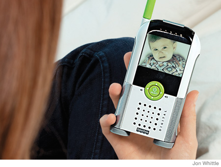 5 Hi-Tech Baby Monitors