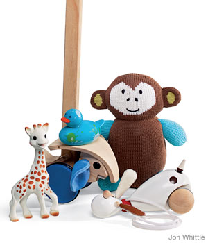 5 Eco-Friendly Baby Toys