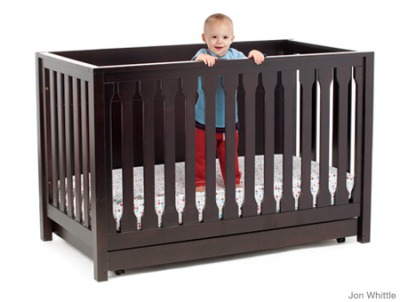 5 Cool Convertible Cribs