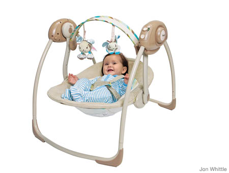 Best Steals and Splurges: Baby Swings