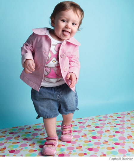 6 Birthday Party Outfits for Baby