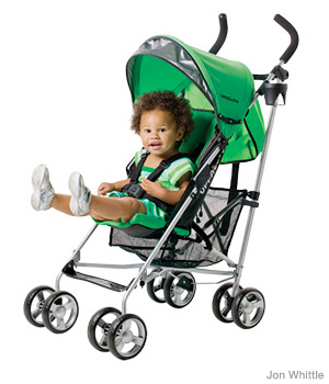 Hot New Gear: Stroller Edition