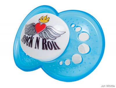 MAM silicone pacifiers