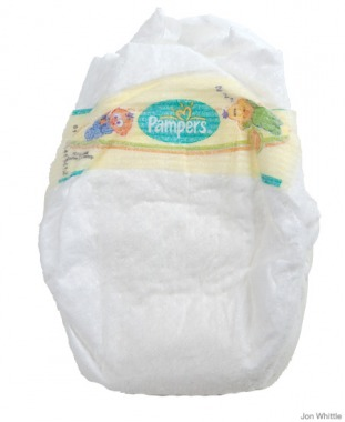 Pampers Swaddlers Dry Max Diapers