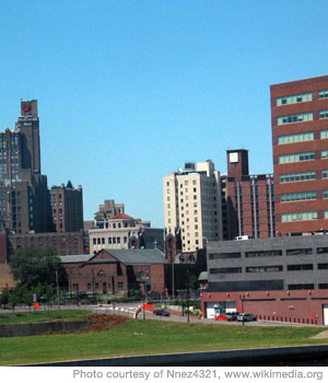 Best Cities 2010: Newark, NJ