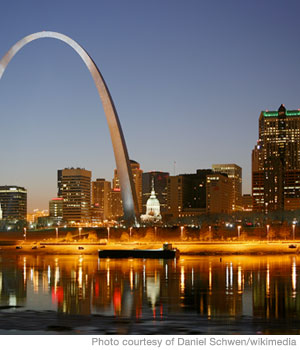 Best Cities 2010: St. Louis, MO