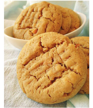 Cookie Recipe: Carrie's Fatal Attraction Peanut Butter Cookies