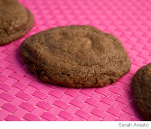 Cookie Recipe: Peppermint Pattie Cookie