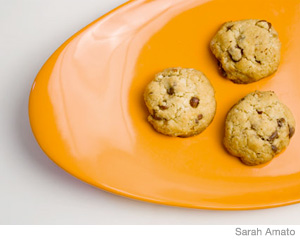 Cookie Recipe: Tropical Meltaways